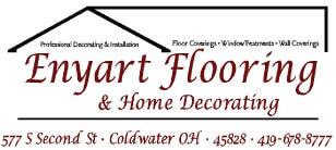 Enyart Flooring Logo