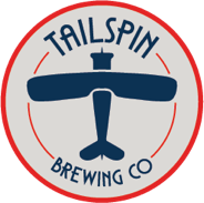 tailspin airplane logo